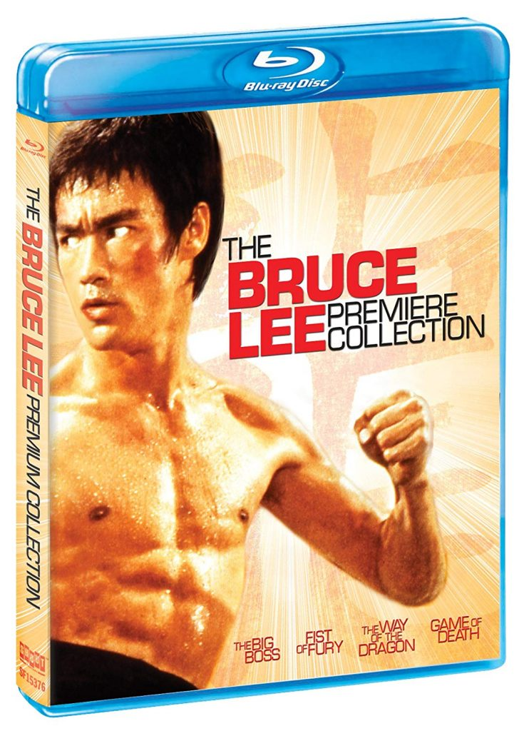 bruce lee premiere collection blu ray