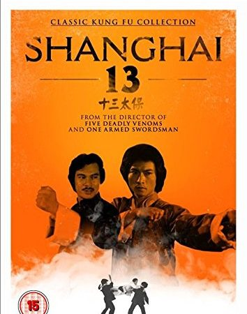 shanghai 13 uk dvd