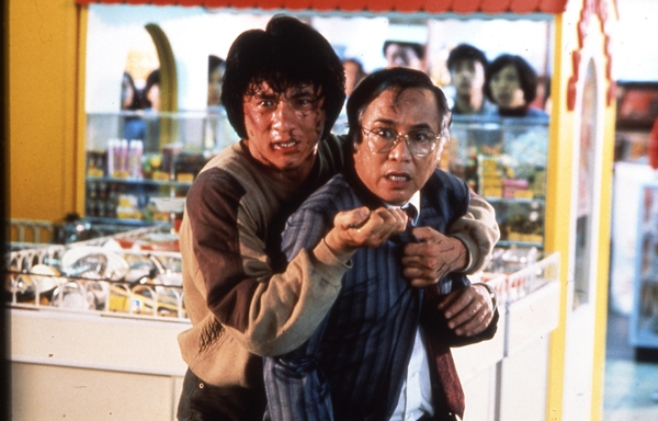 POLICE STORY BLU RAY REVIEW