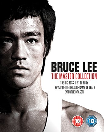 bruce lee master collection blu ray