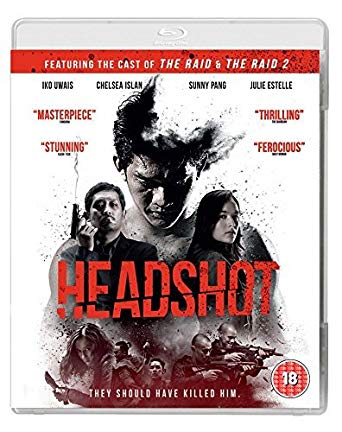 headshot blu ray