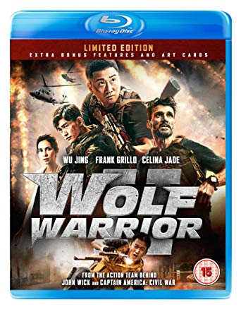 wolf warrior 2 blu ray