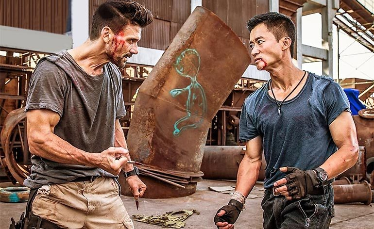 wolf warrior 2 lobby card